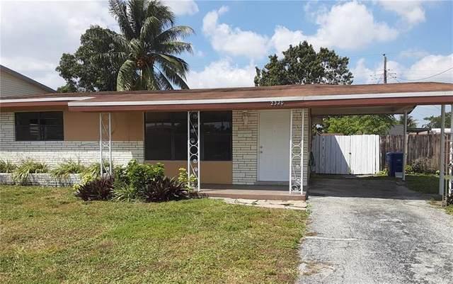 2320 Everglades Dr, Miramar, FL 33023 (MLS #F10277896) :: Patty Accorto Team