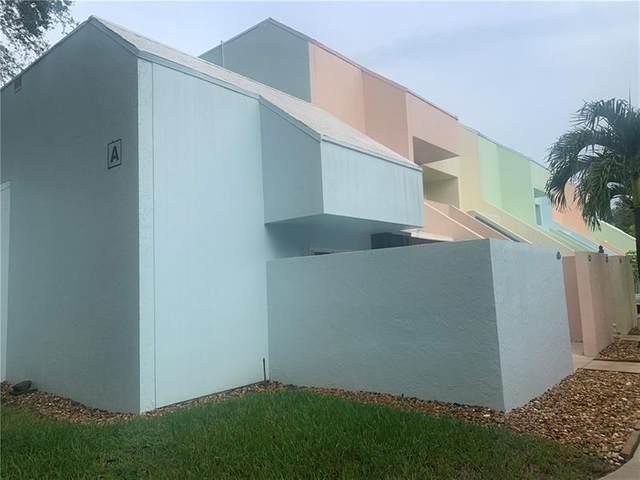 9 Deer Creek Rd A101, Deerfield Beach, FL 33442 (#F10277921) :: Ryan Jennings Group