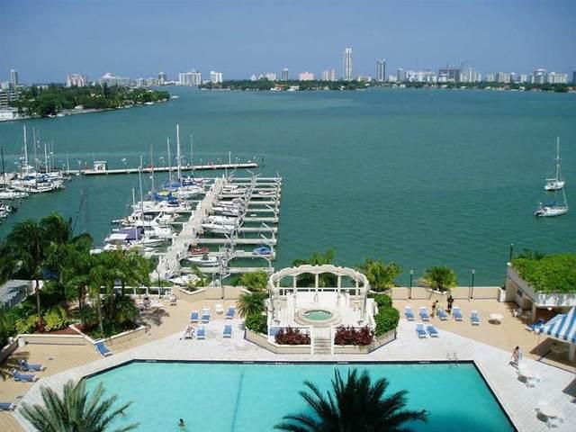 7601 E Treasure Dr Ph102, North Bay Village, FL 33141 (#F10277943) :: Signature International Real Estate
