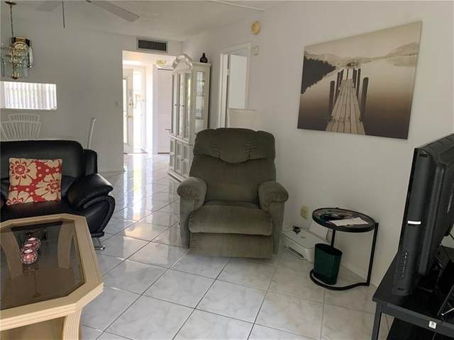 2900 NW 48th Ter #109, Lauderdale Lakes, FL 33313 (MLS #F10277958) :: Castelli Real Estate Services