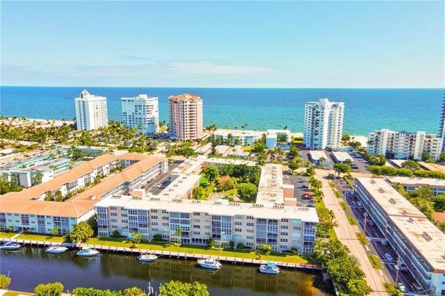 1481 S Ocean Blvd 106E, Lauderdale By The Sea, FL 33062 (MLS #F10277983) :: The Howland Group