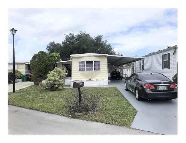 8621 SW 22nd Ct, Davie, FL 33324 (#F10277987) :: Posh Properties