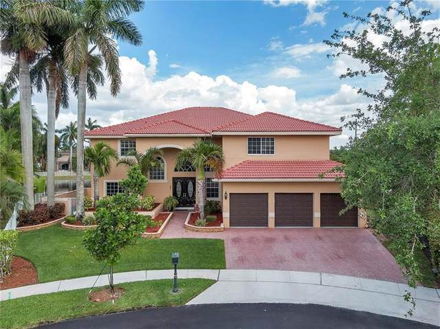 1333 SW 175th Way, Pembroke Pines, FL 33029 (MLS #F10278011) :: Castelli Real Estate Services