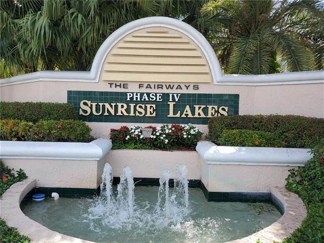 10346 NW 24th Pl #405, Sunrise, FL 33322 (MLS #F10278051) :: Castelli Real Estate Services