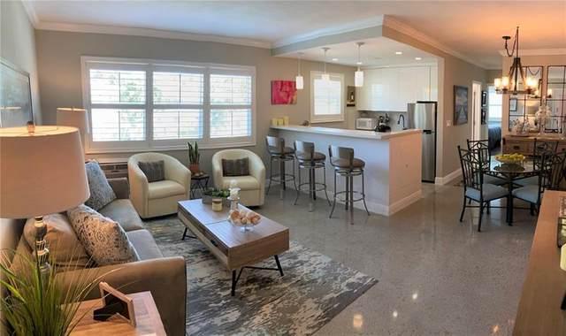 700 Bayshore Dr #24, Fort Lauderdale, FL 33304 (#F10278159) :: Posh Properties