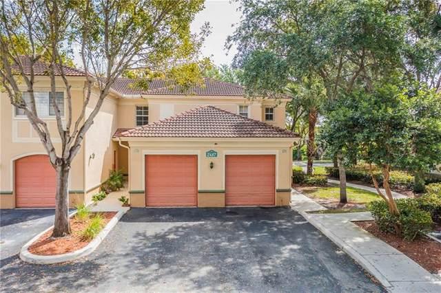 2487 Centergate Dr #205, Miramar, FL 33025 (MLS #F10278178) :: Green Realty Properties