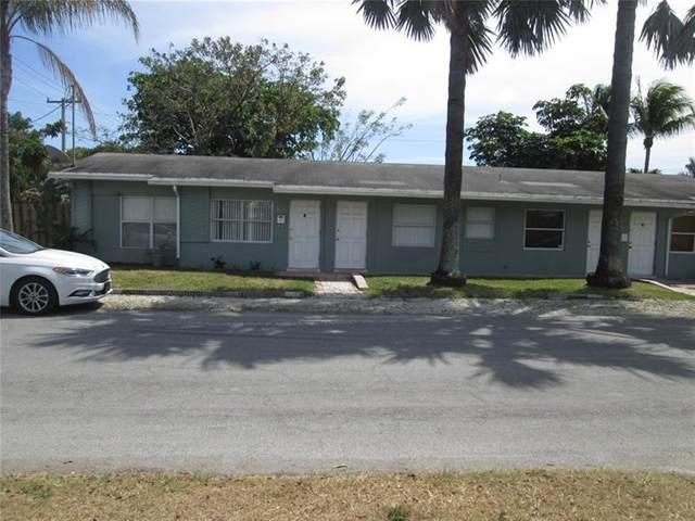 1400 NE 14th St, Fort Lauderdale, FL 33304 (MLS #F10278195) :: The Jack Coden Group