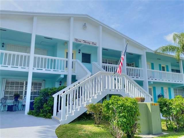 931 SE 9th Ave #12, Pompano Beach, FL 33060 (#F10278226) :: Posh Properties
