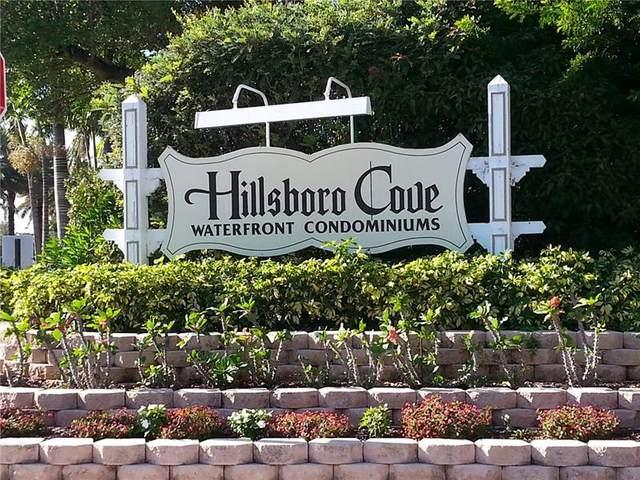 1523 E Hillsboro Blvd #231, Deerfield Beach, FL 33441 (#F10278235) :: Ryan Jennings Group