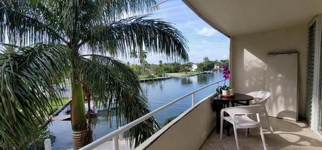 401 SE 25th Ave #302, Fort Lauderdale, FL 33301 (#F10278265) :: Posh Properties