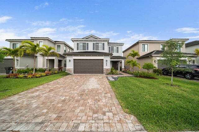 6090 Yerba Buena Ct, Lake Worth, FL 33467 (MLS #F10278342) :: The Paiz Group