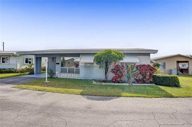 2469 Emerson Cir #187, Hollywood, FL 33021 (MLS #F10278393) :: Castelli Real Estate Services