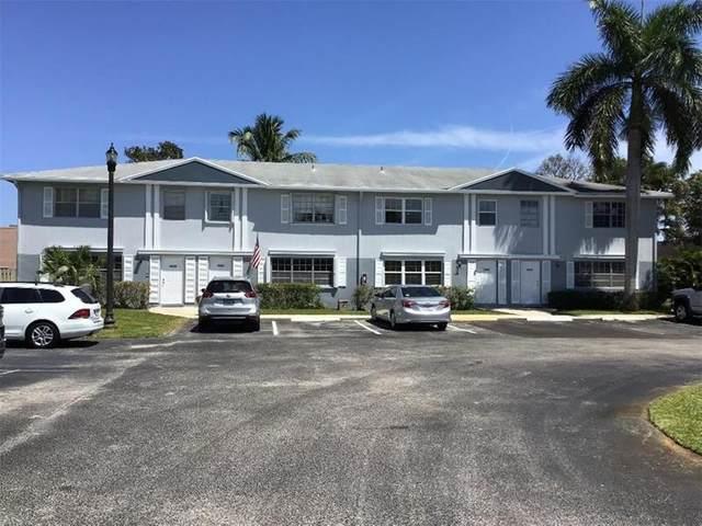 8010 SW 18th Pl 1-11, Davie, FL 33324 (MLS #F10278417) :: Dalton Wade Real Estate Group