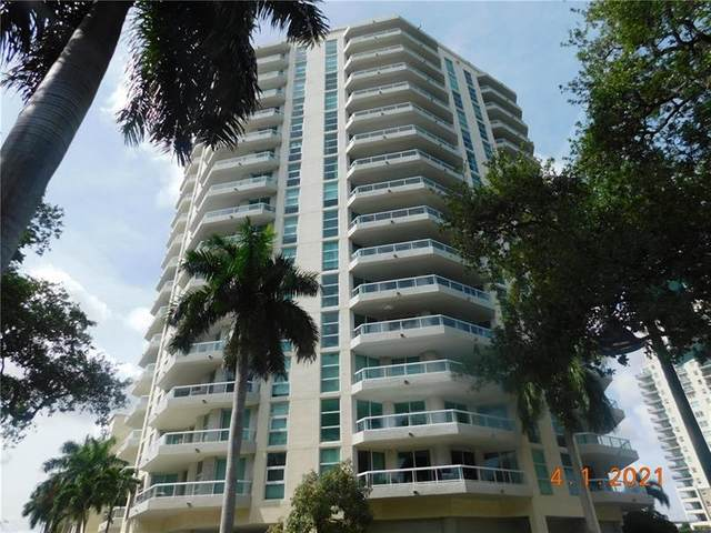 401 SW 4th Ave #302, Fort Lauderdale, FL 33315 (MLS #F10278427) :: Green Realty Properties