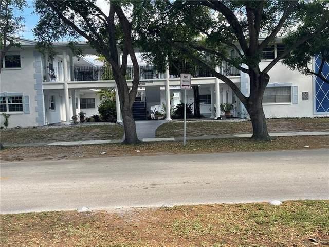 3515 Van Buren St #106, Hollywood, FL 33021 (MLS #F10278446) :: Green Realty Properties