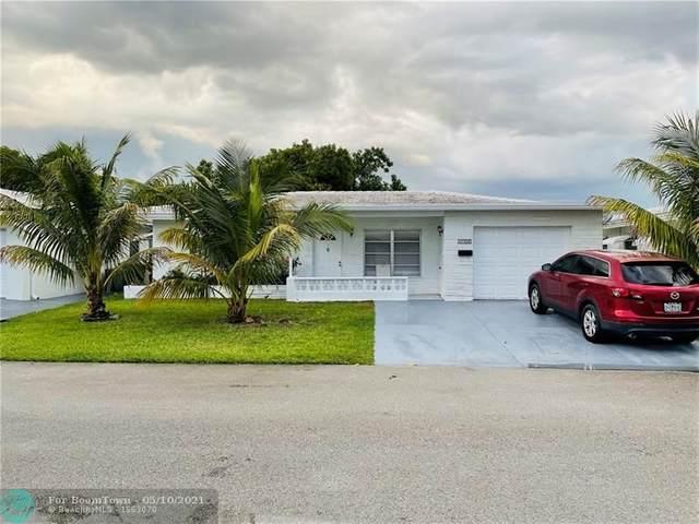 6708 NW 72nd Street, Tamarac, FL 33321 (#F10278455) :: Michael Kaufman Real Estate