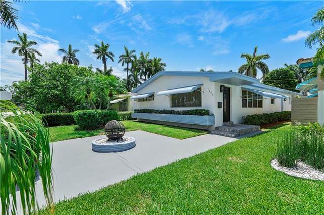 1404 Hollywood Blvd, Hollywood, FL 33020 (MLS #F10278467) :: Berkshire Hathaway HomeServices EWM Realty