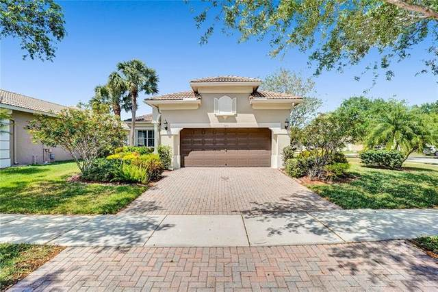 7271 NW 115th Way, Parkland, FL 33076 (#F10278476) :: Signature International Real Estate