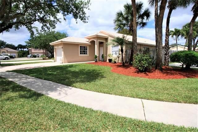 17105 NW 10th St, Pembroke Pines, FL 33028 (MLS #F10278504) :: Green Realty Properties