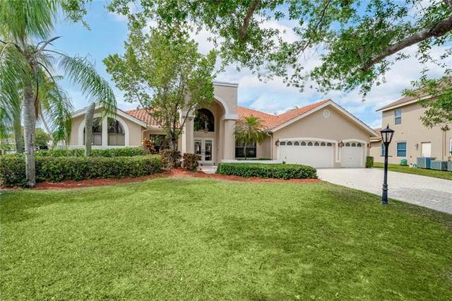 4960 Rothschild Dr, Coral Springs, FL 33067 (MLS #F10278589) :: The Jack Coden Group