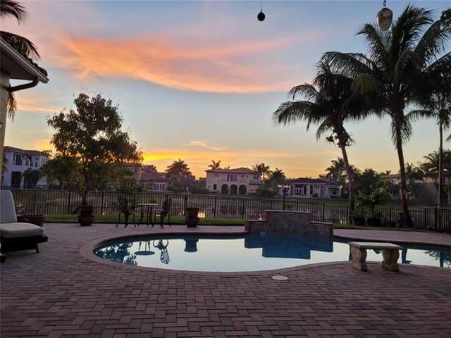 7186 NW 123rd Ave, Parkland, FL 33076 (#F10278604) :: Signature International Real Estate