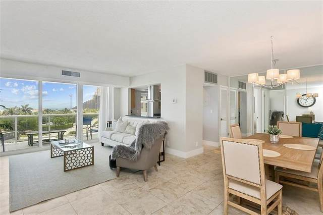 2715 N Ocean Blvd 6C, Fort Lauderdale, FL 33308 (#F10278612) :: Treasure Property Group