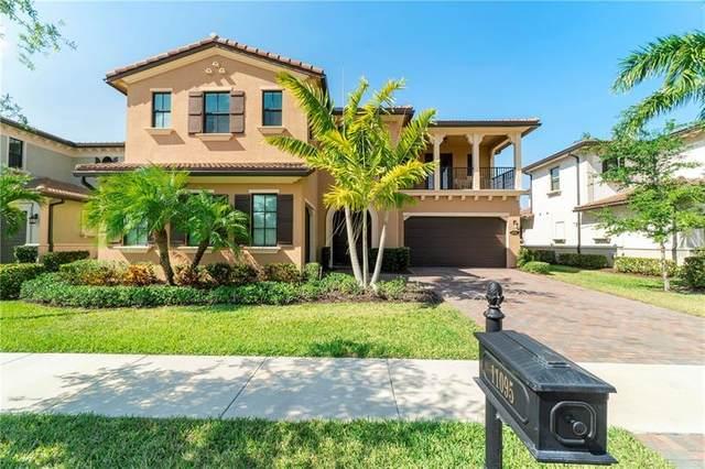 11095 Watercrest Cir E, Parkland, FL 33076 (MLS #F10278648) :: Berkshire Hathaway HomeServices EWM Realty