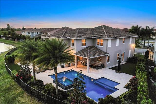 9840 S Miralago Way, Parkland, FL 33076 (MLS #F10278672) :: The Jack Coden Group