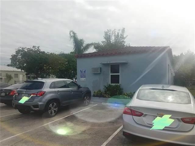 2238 Van Buren St, Hollywood, FL 33020 (#F10278673) :: Signature International Real Estate