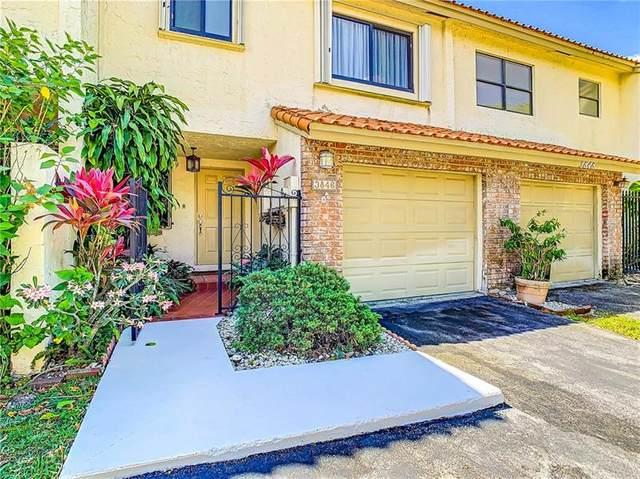 3846 Atlanta St #3846, Hollywood, FL 33021 (MLS #F10278680) :: Dalton Wade Real Estate Group