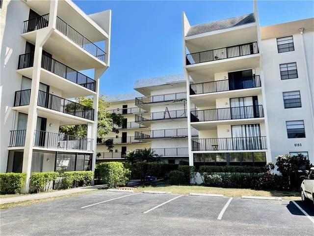 6193 Rock Island Rd #105, Tamarac, FL 33319 (MLS #F10278684) :: Berkshire Hathaway HomeServices EWM Realty