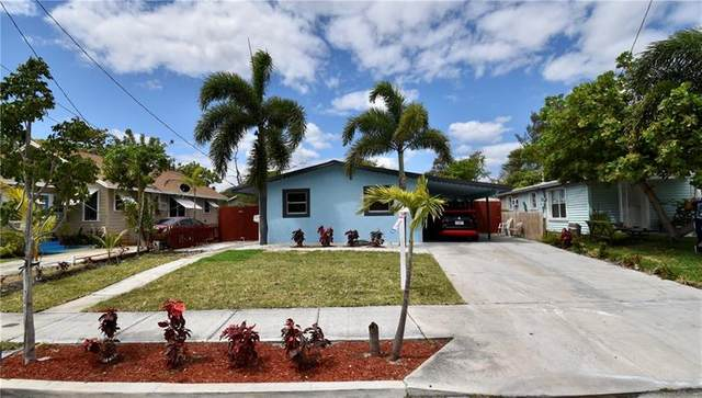 3715 Pinewood Ave, West Palm Beach, FL 33407 (MLS #F10278688) :: The Jack Coden Group