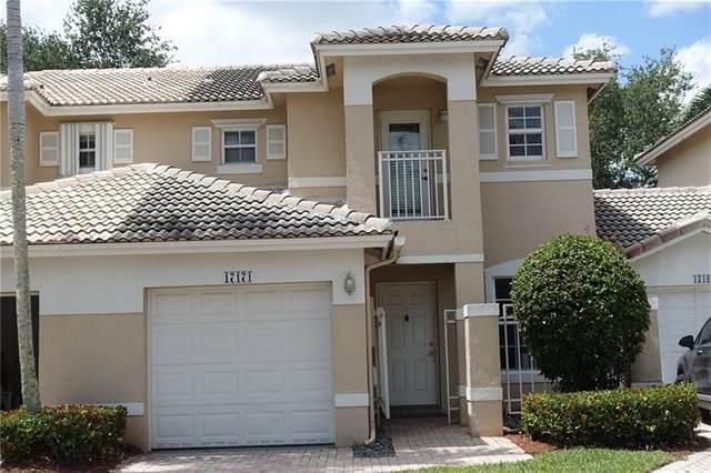 17171 NW 23rd St, Pembroke Pines, FL 33028 (MLS #F10278745) :: Green Realty Properties