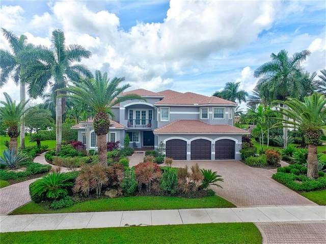 2823 Birch Ter, Davie, FL 33330 (MLS #F10278768) :: The Jack Coden Group