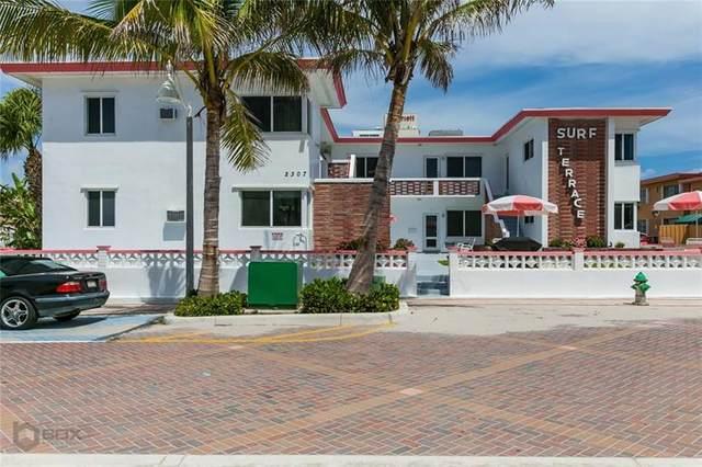 2307 N Surf Rd, Hollywood, FL 33019 (#F10278805) :: Posh Properties