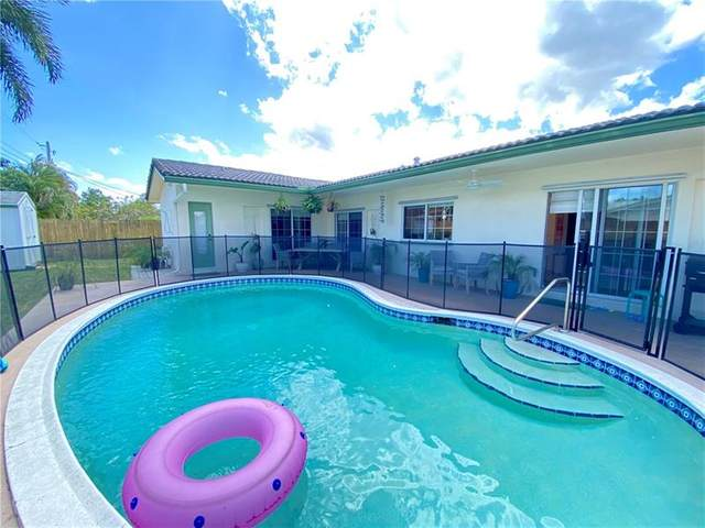 5740 NE 19th Terrace, Fort Lauderdale, FL 33308 (#F10278810) :: Posh Properties