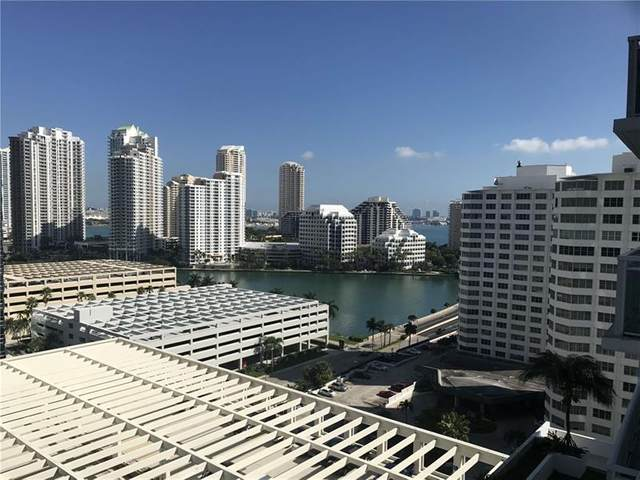 950 Brickell Bay Dr #1602, Miami, FL 33131 (MLS #F10278831) :: The Jack Coden Group