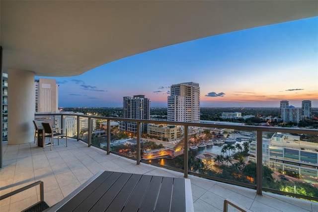 100 E Las Olas #1704, Fort Lauderdale, FL 33301 (#F10278835) :: Posh Properties