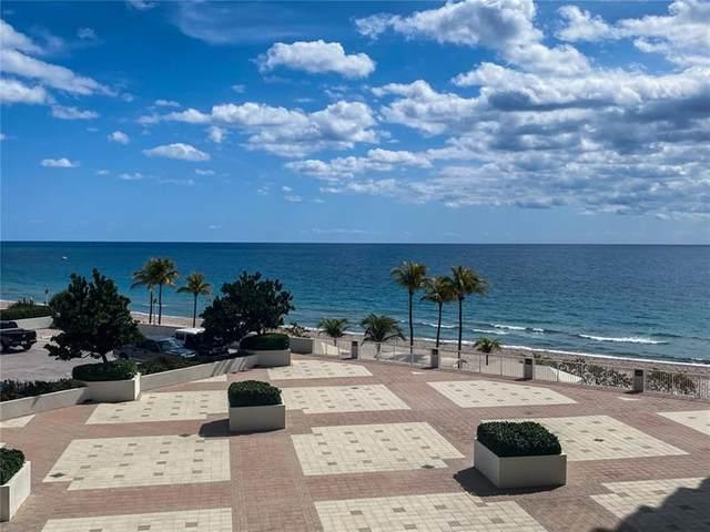 3500 Galt Ocean Dr #315, Fort Lauderdale, FL 33308 (#F10278844) :: Baron Real Estate