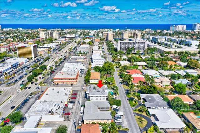 2715 NE 49th St #102, Fort Lauderdale, FL 33308 (#F10278865) :: The Power of 2   Century 21 Tenace Realty