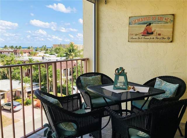 4629 Poinciana St #521, Lauderdale By The Sea, FL 33308 (MLS #F10278867) :: The Howland Group