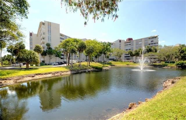 6901 Environ Blvd 4B, Lauderhill, FL 33319 (#F10278872) :: Ryan Jennings Group