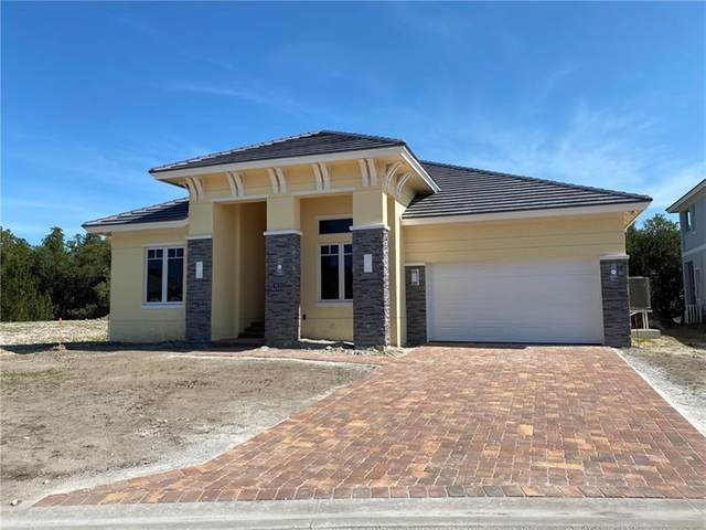 9233 Orchid Cove Circle, Vero Beach, FL 32963 (MLS #F10278877) :: The Jack Coden Group