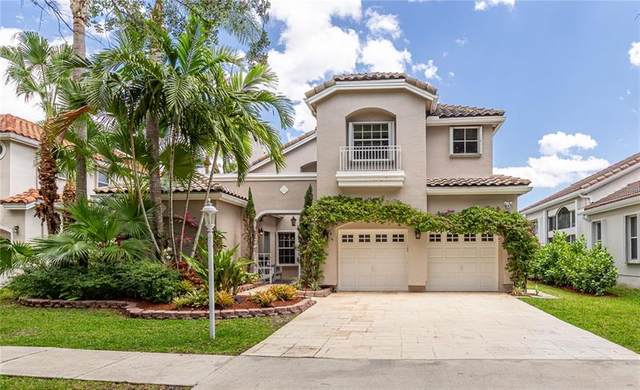 4109 Lansing Ave, Cooper City, FL 33026 (MLS #F10278882) :: United Realty Group