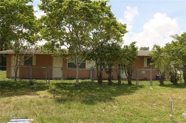 3300 SW 55th Ave, Pembroke Park, FL 33023 (#F10278935) :: Posh Properties