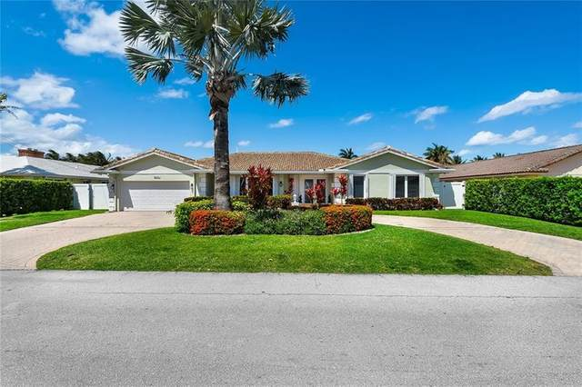 2231 NE 44 ST, Lighthouse Point, FL 33064 (#F10278964) :: The Rizzuto Woodman Team