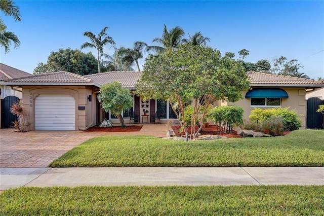 2250 NE 62nd Ct, Fort Lauderdale, FL 33308 (MLS #F10278973) :: The Howland Group
