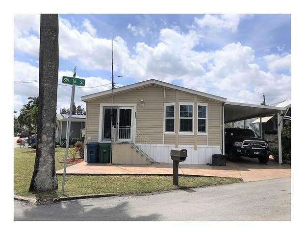 8500 SW 16th St, Davie, FL 33324 (MLS #F10278982) :: Dalton Wade Real Estate Group