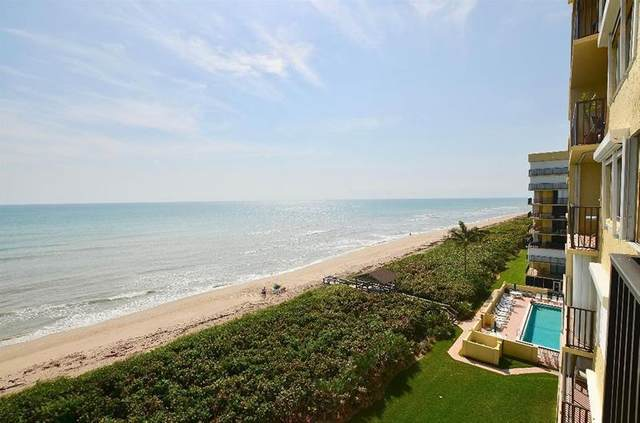 7370 S Ocean Drive #713, Jensen Beach, FL 34957 (#F10278999) :: Baron Real Estate