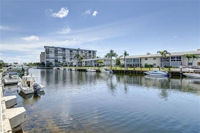 708 SE 7th Ave #4, Pompano Beach, FL 33060 (#F10279002) :: Posh Properties